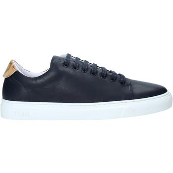 Schuhe Herren Sneaker Low Alviero Martini P172 578A Blau