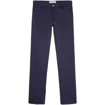Kleidung Herren Chinohosen Trussardi 52J00007-1T005015 Blau