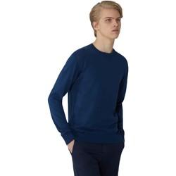 Kleidung Herren Sweatshirts Trussardi 52M00477-0F000668 Blau