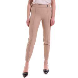 Kleidung Damen Leggings Cristinaeffe 0410 2121 Beige