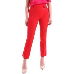 Kleidung Damen Chinohosen Cristinaeffe 0412 2484 Rot