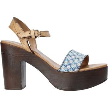 Schuhe Damen Sandalen / Sandaletten Alviero Martini E112 626A Blau