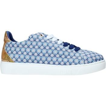 Schuhe Damen Sneaker Low Alviero Martini P293 626A Blau