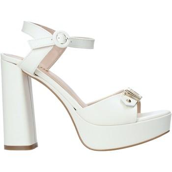 Schuhe Damen Sandalen / Sandaletten Alviero Martini E129 8578 Weiß