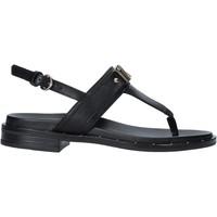 Schuhe Damen Sandalen / Sandaletten Alviero Martini E083 8578 Schwarz