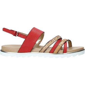 Schuhe Damen Sandalen / Sandaletten Alviero Martini E087 422A Rot