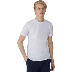 Kleidung Herren T-Shirts Trussardi 52T00499-1T003614 Weiß