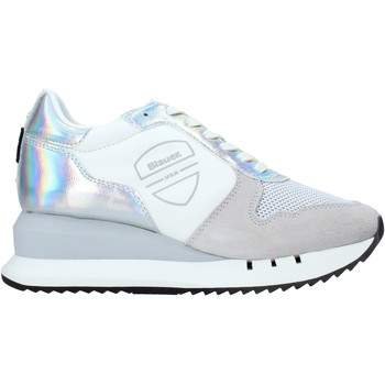 Schuhe Damen Sneaker Low Blauer S1CASEY01/OLO Grau
