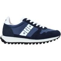 Schuhe Damen Sneaker Low Blauer S1MERRILL01/NYS Blau
