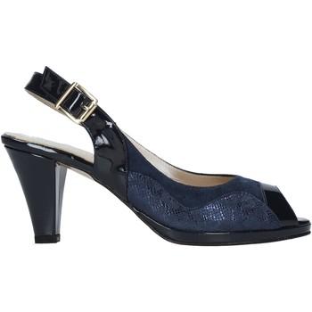 Schuhe Damen Sandalen / Sandaletten Confort 17E9234P Blau