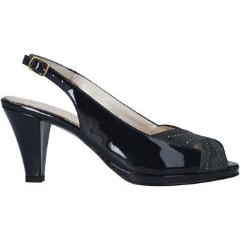 Schuhe Damen Sandalen / Sandaletten Confort 17E9245P Blau