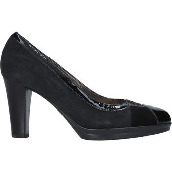 Schuhe Damen Pumps Confort 15I1442 Blau