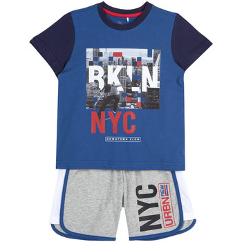 Kleidung Jungen Kleider & Outfits Chicco 09076963000000 Blau
