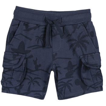 Kleidung Kinder Shorts / Bermudas Chicco 09052977000000 Blau