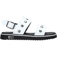Schuhe Mädchen Sandalen / Sandaletten Cult PLATE2 Weiß