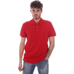 Kleidung Herren Polohemden Navigare NV82108 Rot