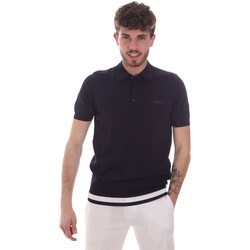 Kleidung Herren Polohemden Antony Morato MMSW01174 YA500057 Blau
