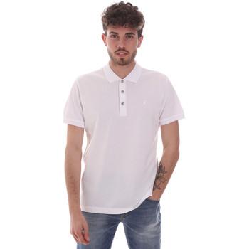 Kleidung Herren Polohemden Navigare NV82108 Weiß