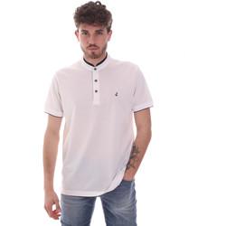 Kleidung Herren Polohemden Navigare NV72072 Weiß