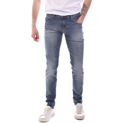 Kleidung Herren Straight Leg Jeans Antony Morato MMDT00234 FA750292 Blau