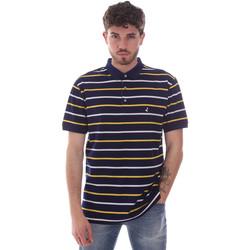 Kleidung Herren Polohemden Navigare NV70029 Blau