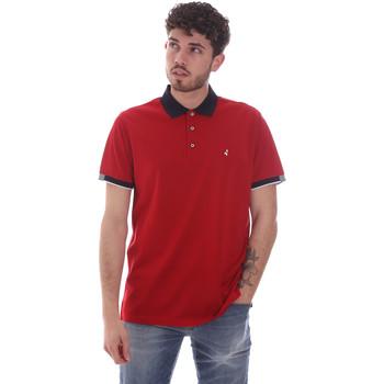 Kleidung Herren Polohemden Navigare NV72058 Rot