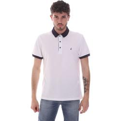 Kleidung Herren Polohemden Navigare NV82124 Weiß