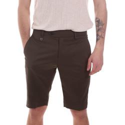Kleidung Herren Shorts / Bermudas Antony Morato MMSH00141 FA800142 Grün