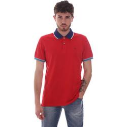 Kleidung Herren Polohemden Navigare NV82112 Rot
