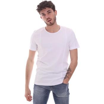 Kleidung Herren T-Shirts Gaudi 111GU64048 Weiß