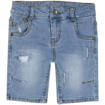 Kleidung Kinder Shorts / Bermudas Chicco 09000408000000 Blau