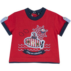 Kleidung Kinder T-Shirts Chicco 09067162000000 Rot