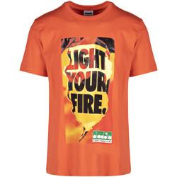 Kleidung Herren T-Shirts Diadora 502175837 Orange
