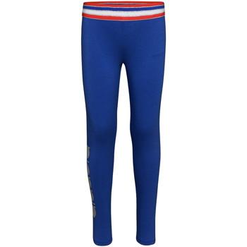 Kleidung Mädchen Leggings Diadora 102175917 Blau