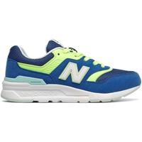 Schuhe Kinder Sneaker Low New Balance NBGR997HSY Blau