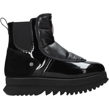 Schuhe Damen Low Boots Colmar CLAUD B Schwarz