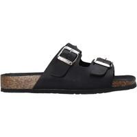 Schuhe Damen Pantoffel Bionatura 10THEDB-I-GAUNER Schwarz