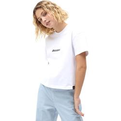 Kleidung Damen T-Shirts Dickies DK0A4XBAWHX1 Weiß