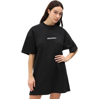 Kleidung Damen Kurze Kleider Dickies DK0A4XB8BLK1 Schwarz