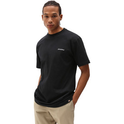 Kleidung Herren T-Shirts Dickies DK0A4X9OBLK1 Schwarz
