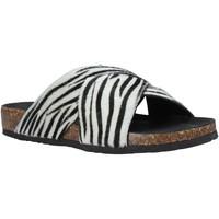 Schuhe Damen Pantoffel Bionatura 10A2118-I-CAVBNR Schwarz