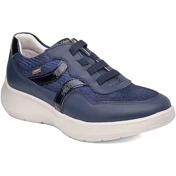 Schuhe Damen Slip on CallagHan 17006 Blau