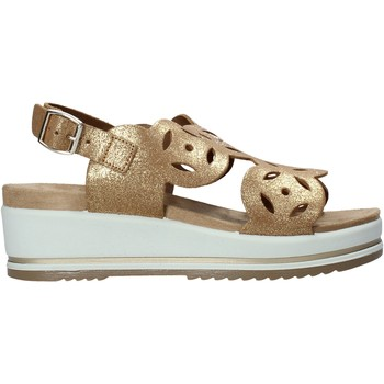 Schuhe Damen Sandalen / Sandaletten Enval 7284122 Braun