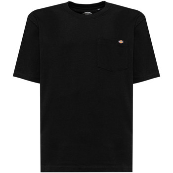 Kleidung Herren T-Shirts Dickies DK0A4TMOBLK1 Schwarz