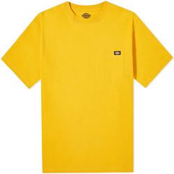 Kleidung Herren T-Shirts Dickies DK0A4TMOB591 Gelb