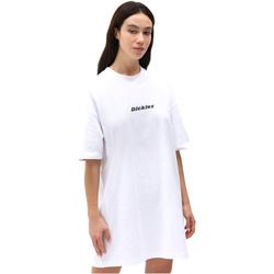 Kleidung Damen Kurze Kleider Dickies DK0A4XB8WHX1 Weiß
