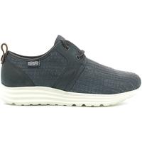 Schuhe Herren Sneaker Low Submariine London SML520015 Blau