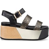 Schuhe Damen Sandalen / Sandaletten Cult CLE104338 Schwarz