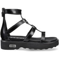 Schuhe Damen Sandalen / Sandaletten Cult CLE104333 Schwarz