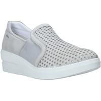 Schuhe Damen Slipper IgI&CO 5153055 Grau